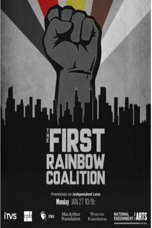 The First Rainbow Coalition - Movie Poster