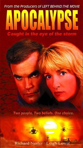 Apocalypse: Caught in the Eye of the Storm - Movie Poster