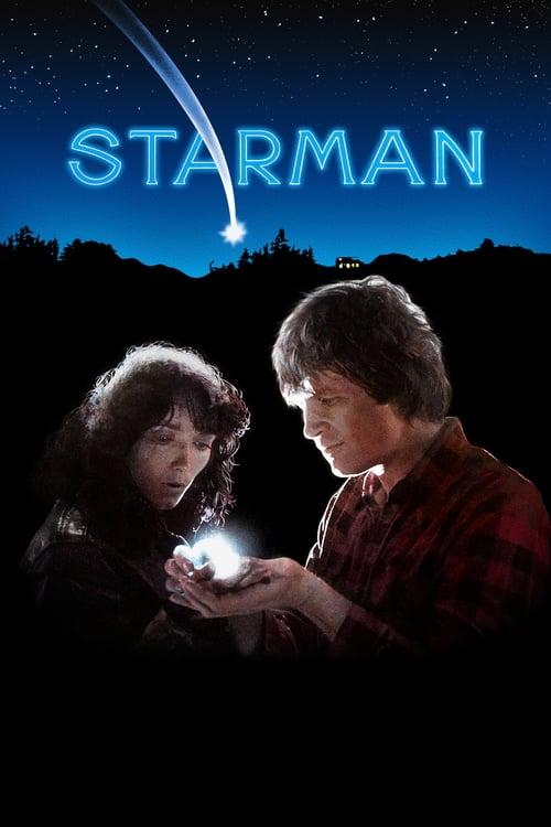 Starman - Movie Poster