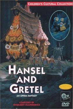 Hansel and Gretel - Movie Poster