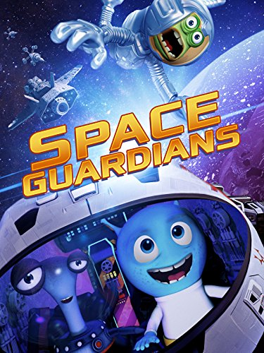 Space Guardians - Movie Poster