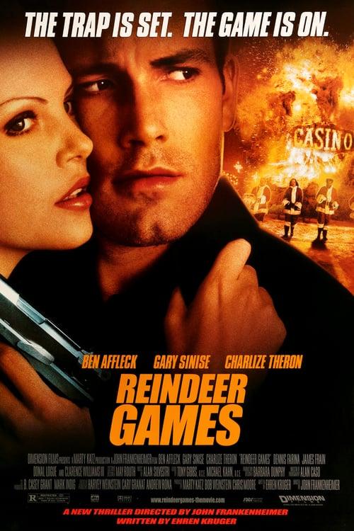 Reindeer Games - Movie Poster
