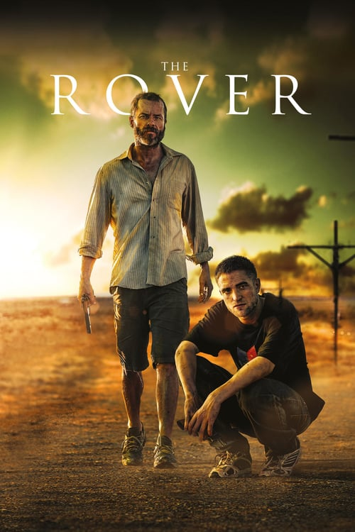 The Rover - Movie Poster