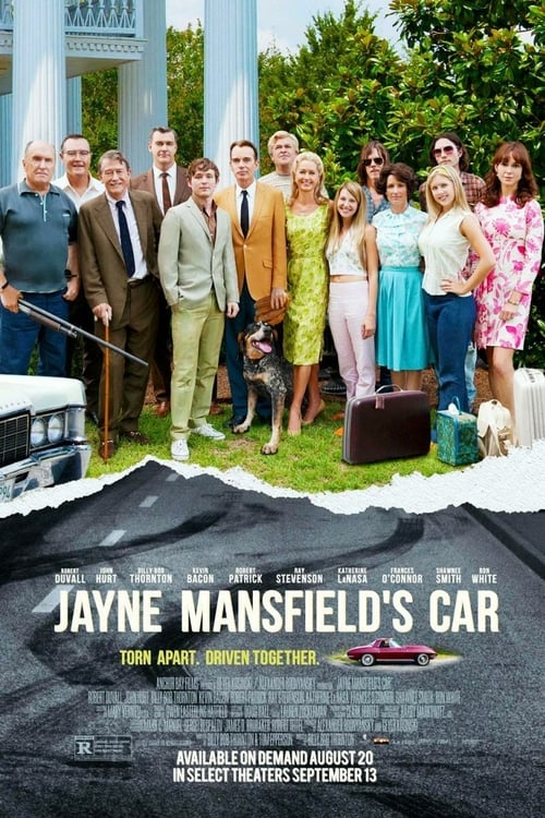 Jayne Mansfield's Car - Movie Poster