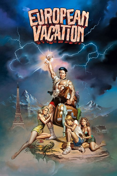 National Lampoon's European Vacation - Movie Poster