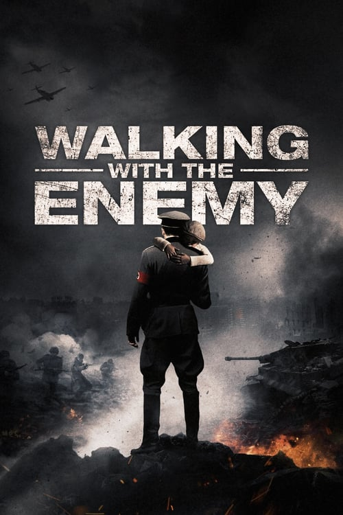 Walking with the Enemy - Movie Poster