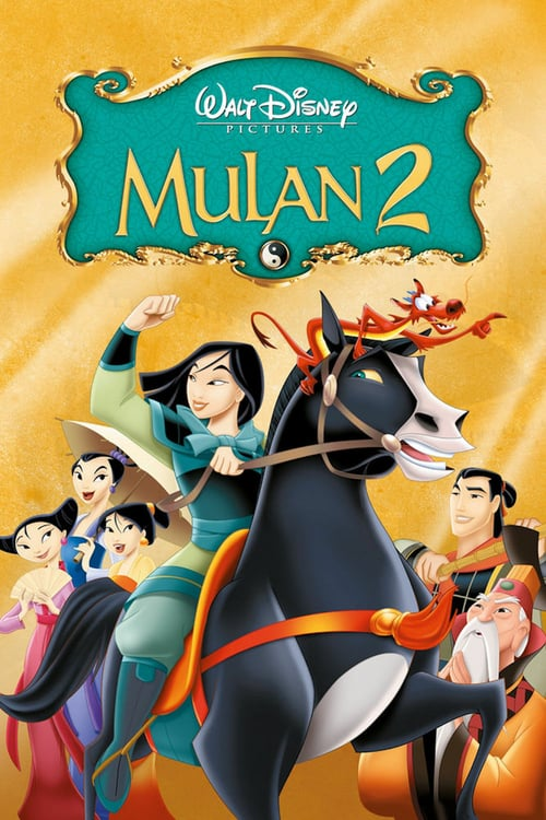 Mulan II - Movie Poster