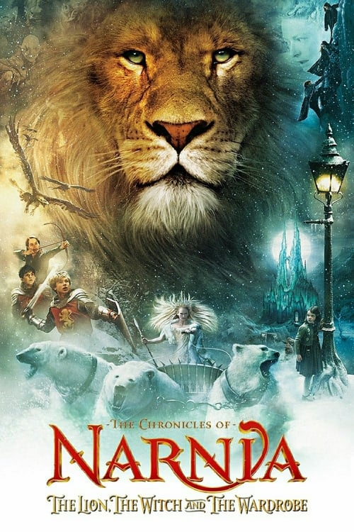 The Chronicles of Narnia: The Lion, the Witch and the Wardrobe - Movie Poster