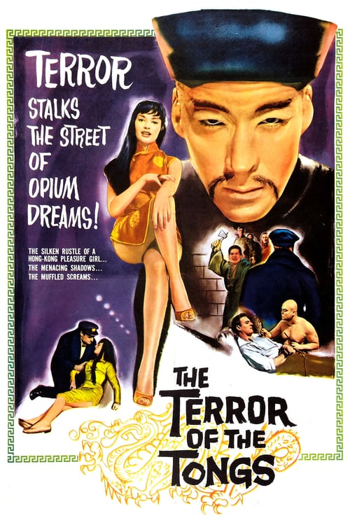 The Terror of the Tongs - Movie Poster