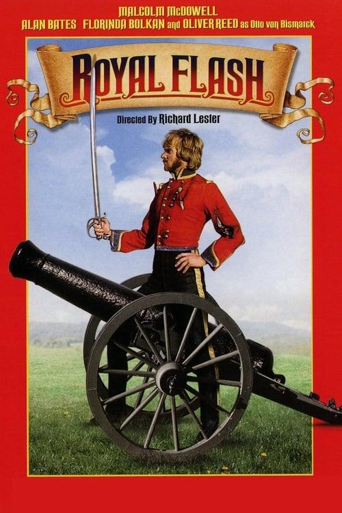 Royal Flash - Movie Poster