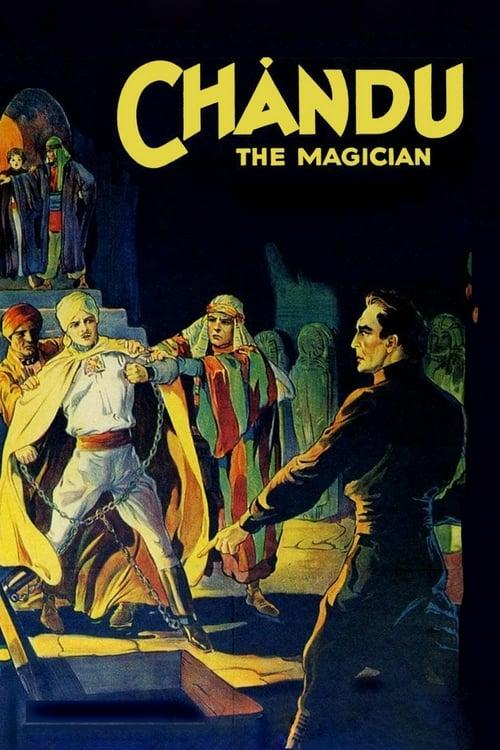 Chandu the Magician - Movie Poster