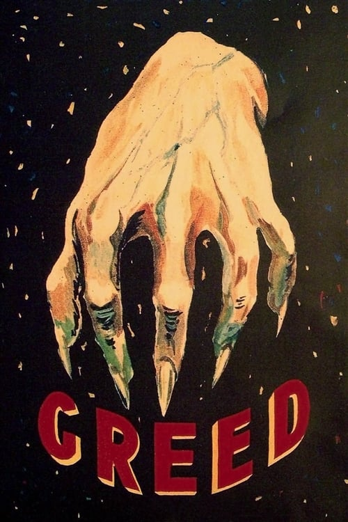 Greed - Movie Poster