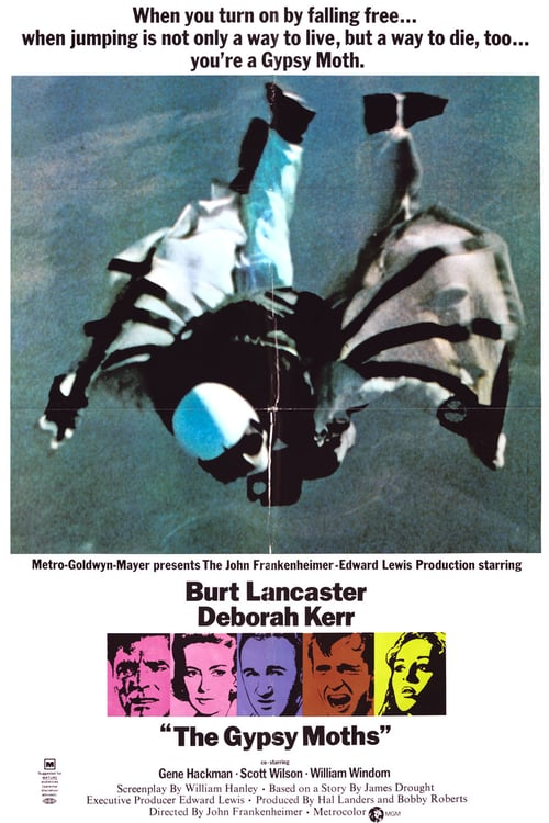 The Gypsy Moths - Movie Poster