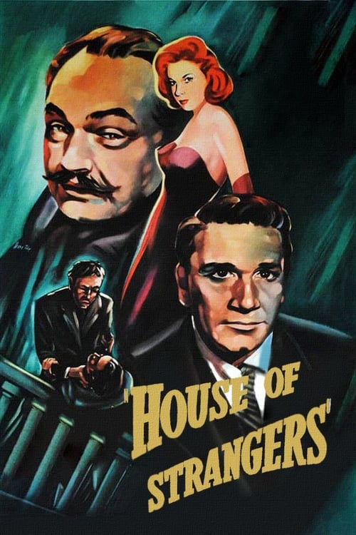 House of Strangers - Movie Poster