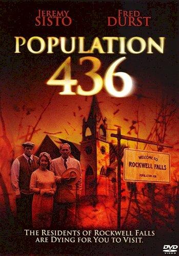 Population 436 - Movie Poster
