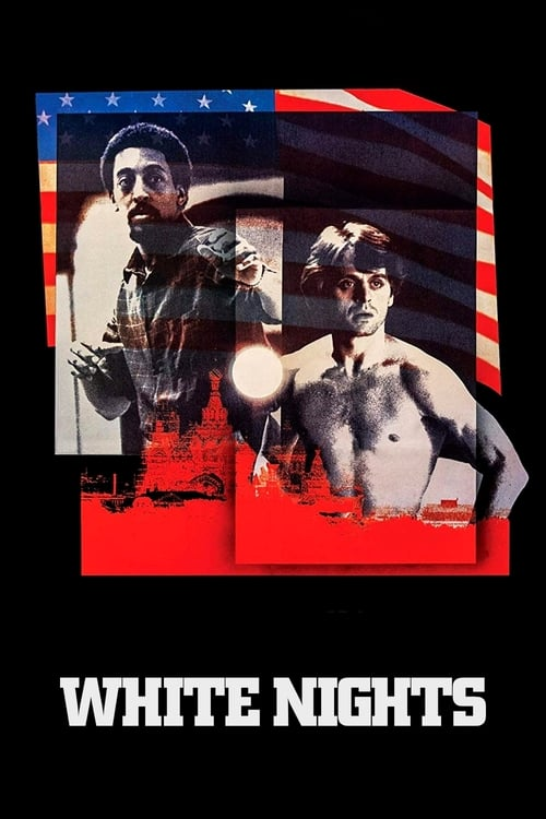 White Nights - Movie Poster
