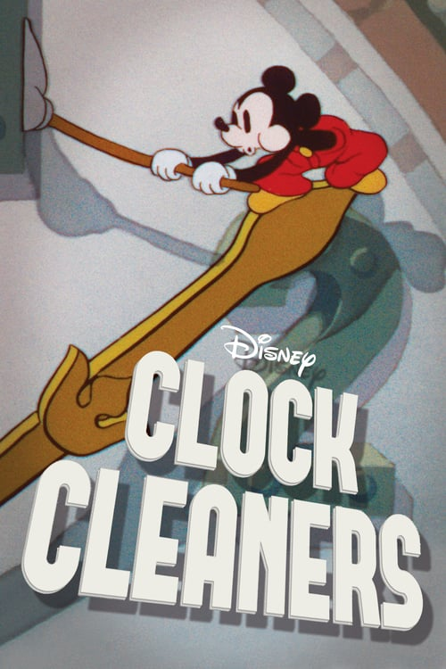 Clock Cleaners - Movie Poster
