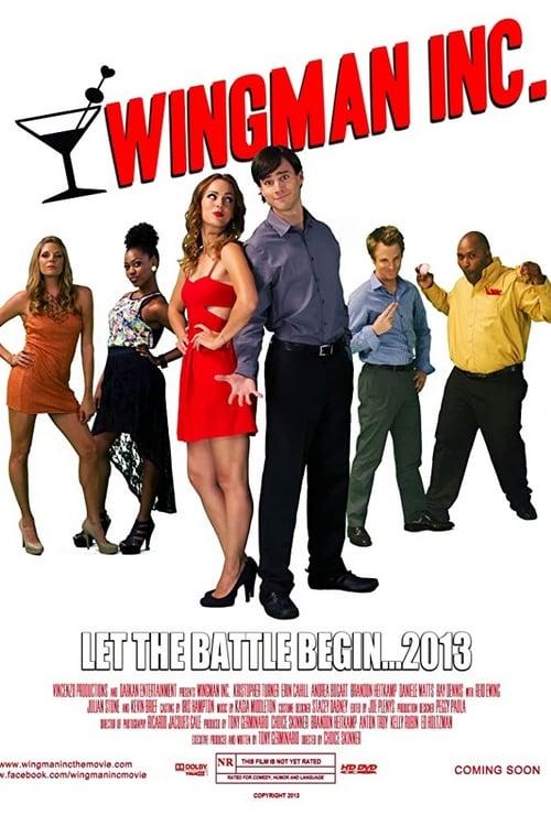 Wingman Inc. - Movie Poster