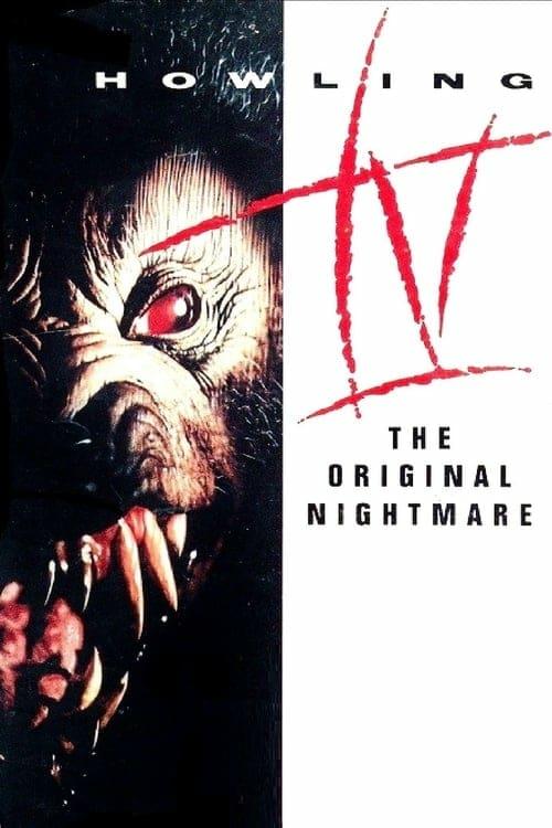 Howling IV: The Original Nightmare - Movie Poster