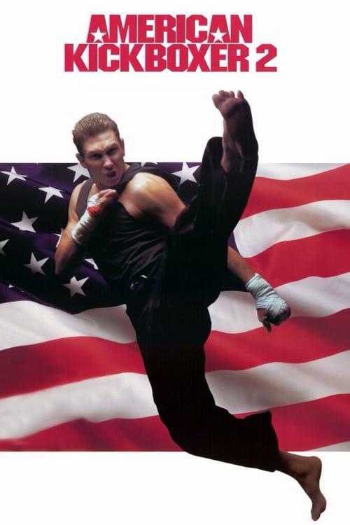 American Kickboxer 2 - Movie Poster