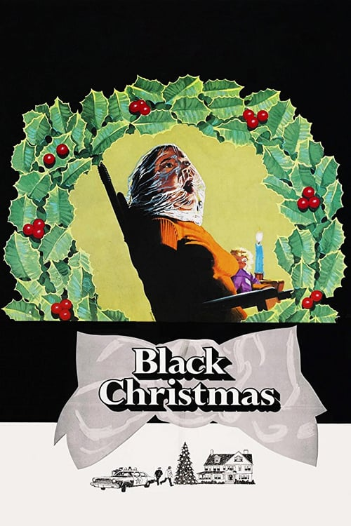 Black Christmas - Movie Poster