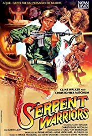 The Serpent Warriors - Movie Poster