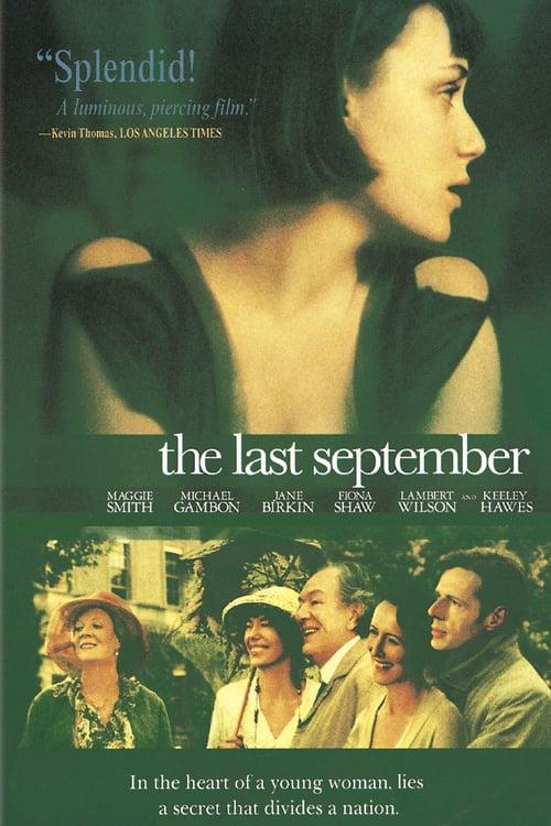 The Last September - Movie Poster