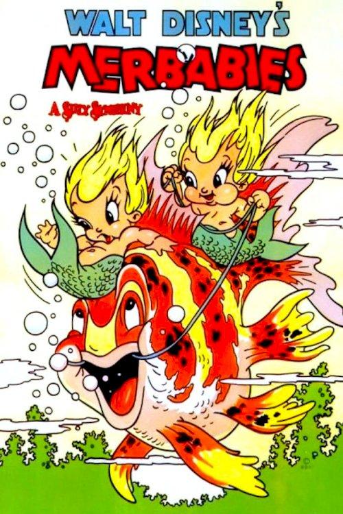 Merbabies - Movie Poster