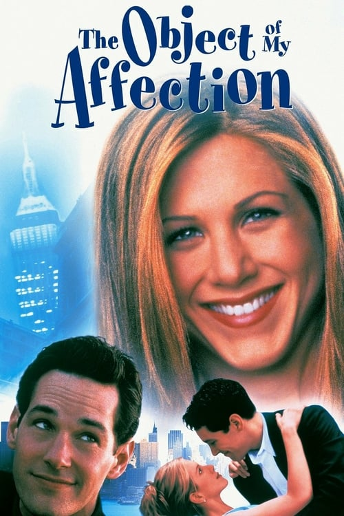 The Object of My Affection - Movie Poster
