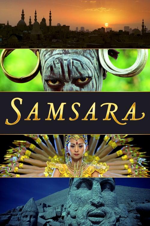 Samsara - Movie Poster