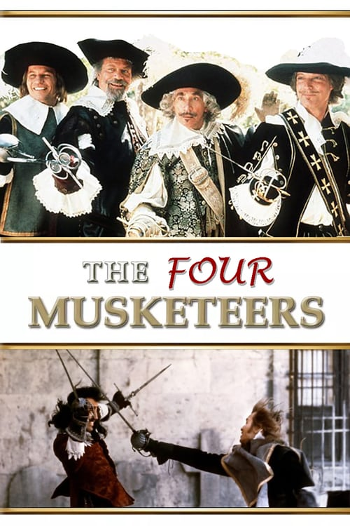 The Four Musketeers - Movie Poster