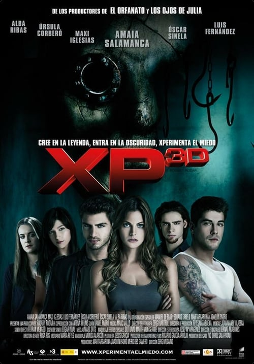 Paranormal Xperience - Movie Poster