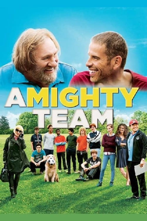 A Mighty Team - Movie Poster