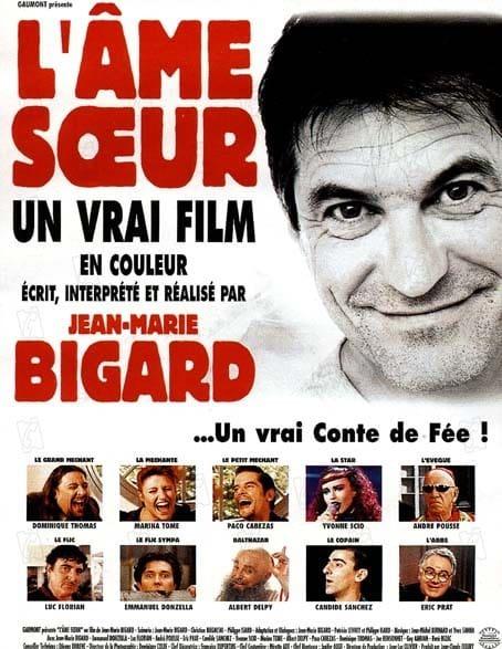 L'âme soeur - Movie Poster