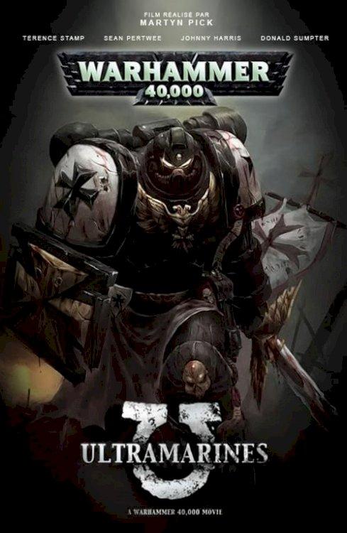 Ultramarines: A Warhammer 40,000 Movie - Movie Poster