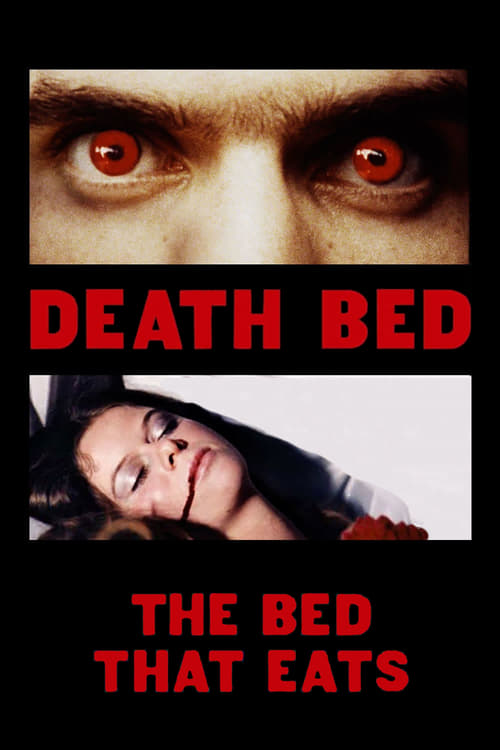 Death Bed: The Bed That Eats - Movie Poster