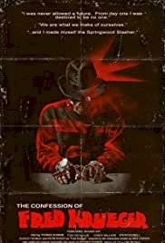 The Confession of Fred Krueger - Movie Poster