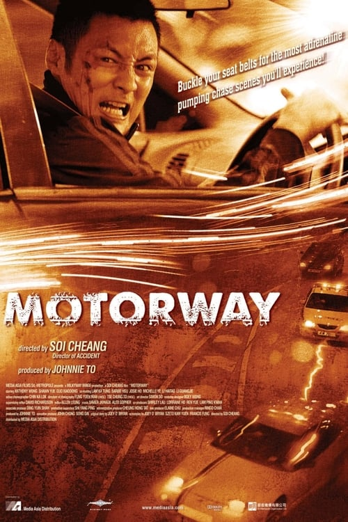 Motorway - Movie Poster