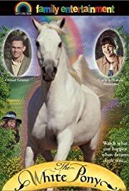 The White Pony - Movie Poster