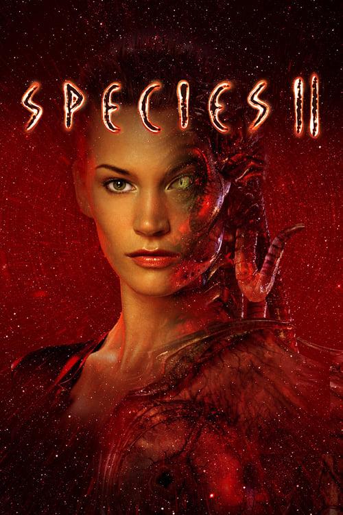 Species II - Movie Poster