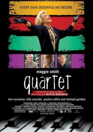 Quartet - Movie Poster
