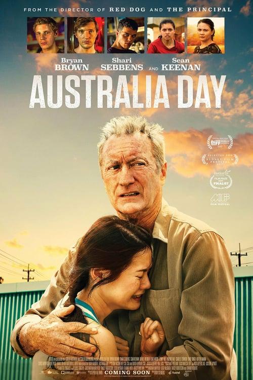 Australia Day - Movie Poster