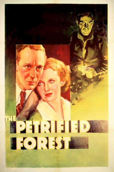 The Petrified Forest - Movie Poster