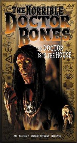 The Horrible Dr. Bones - Movie Poster