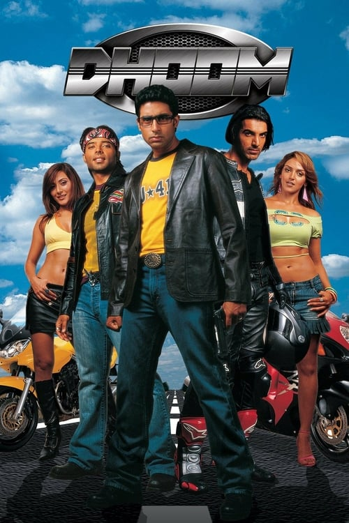 Dhoom - Movie Poster