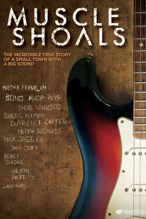 Muscle Shoals - Movie Poster