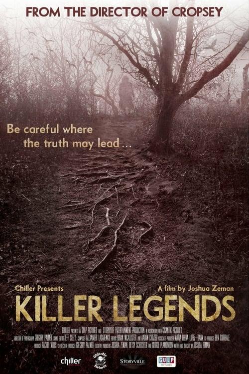 Killer Legends - Movie Poster