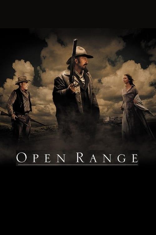 Open Range - Movie Poster