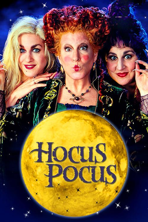 Hocus Pocus - Movie Poster