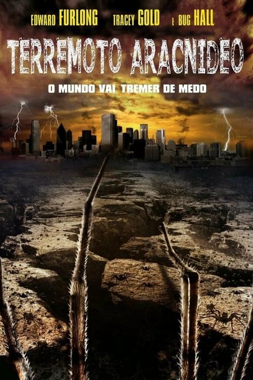 Arachnoquake - Movie Poster